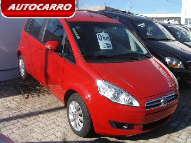 Fiat idea 1 4 mpi attractive 8v vermelha 2015 154553 for Fiat idea attractive 2015 precio