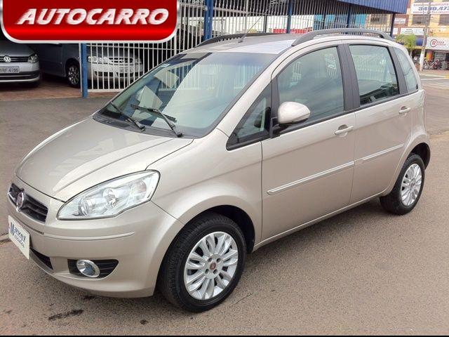 Fiat idea 1 4 mpi attractive 8v bege 2012 202457 carros for Fiat idea attractive 1 4 ficha tecnica