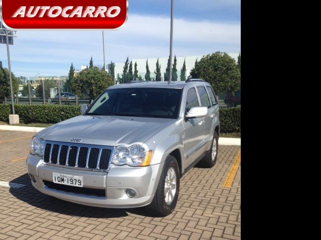 JEEP GRAND CHEROKEE 4.7 LIMITED 4X4 V8 16V