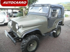 WILLYS JEEP 2.3 CJ-5 8V