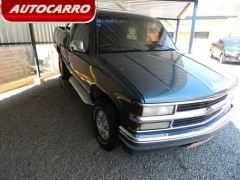 CHEVROLET SILVERADO 4.2 DLX 4X2 CS 18V TURBO