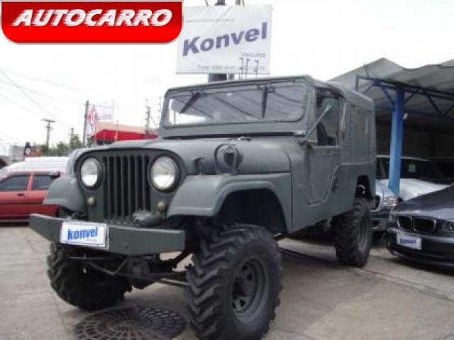 Jeep Jeep 4x4 Verde 1967 24447 Carros Revenda Porto Alegre Rs